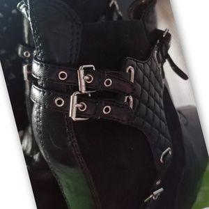 Sam Edelman Shoes - New In Box Sam Edelman Black Zoe Boots Size 8.5